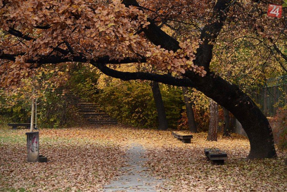 V OBRAZOCH: Úchvatné jesenné zábery bystrického fotografa
