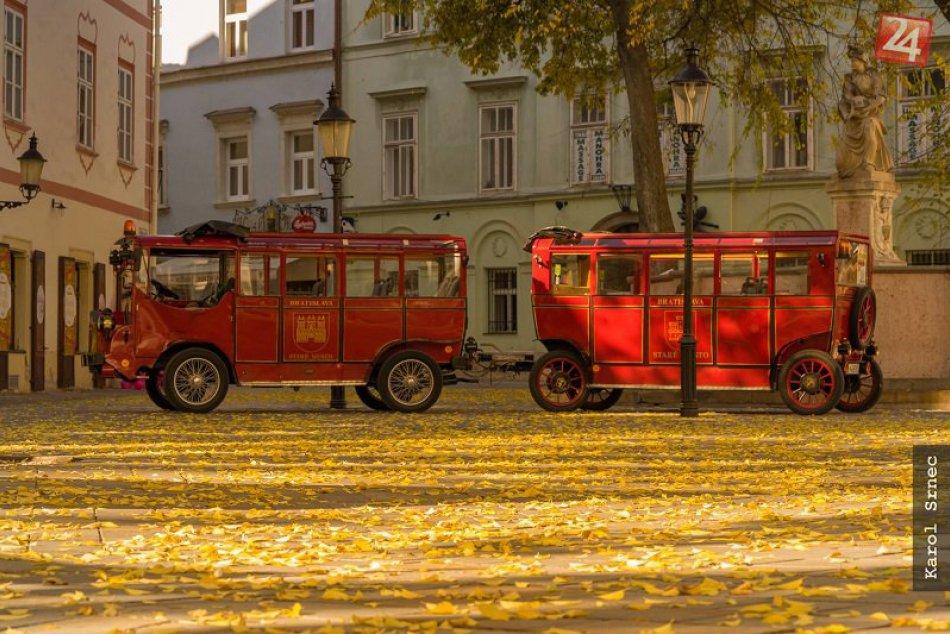 Babie leto v Bratislave