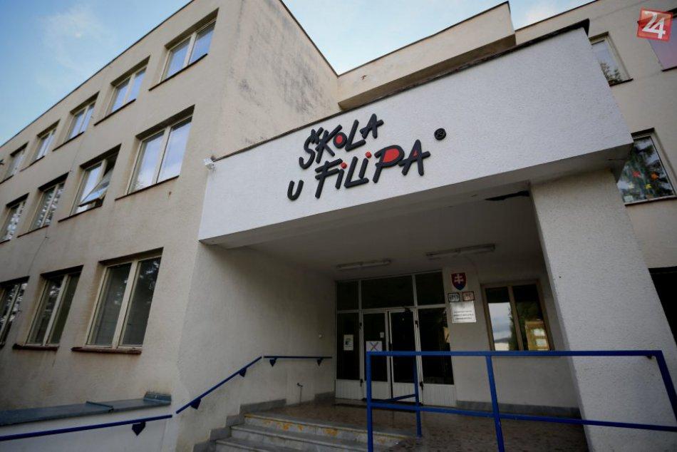 V OBRAZOCH: Bystrická Škola u Filipa sa od bežných značne líši