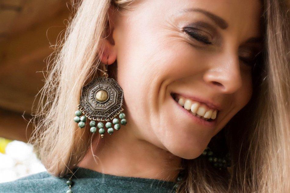 Žilinčanka Miška Berková vyrába unikátne šperky