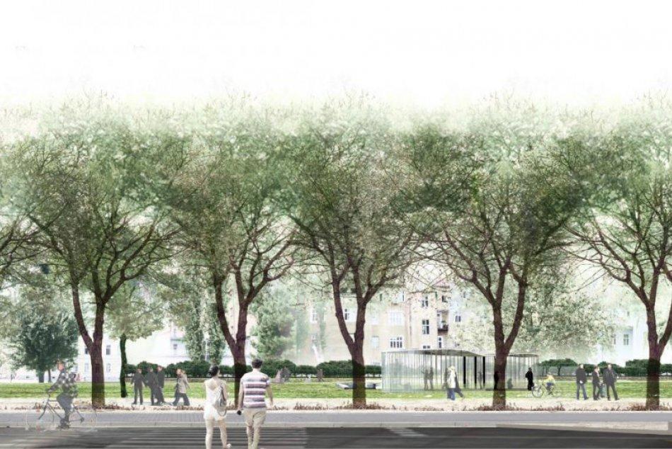 Finálny návrh - Šafárikovo námestie