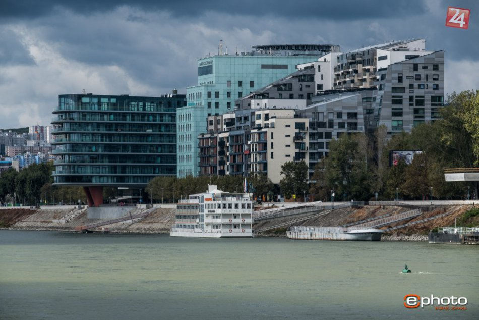 Bratislava - rozvoj