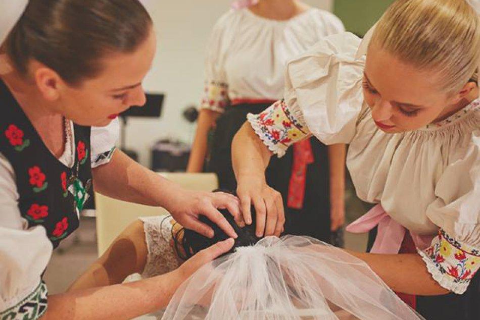 Čepčenie nevesty je na Spiši tradíciou