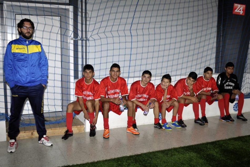 Mladí futbalisti z Ružomberka vyhrali a postúpili na Majstrovstvá sveta detských