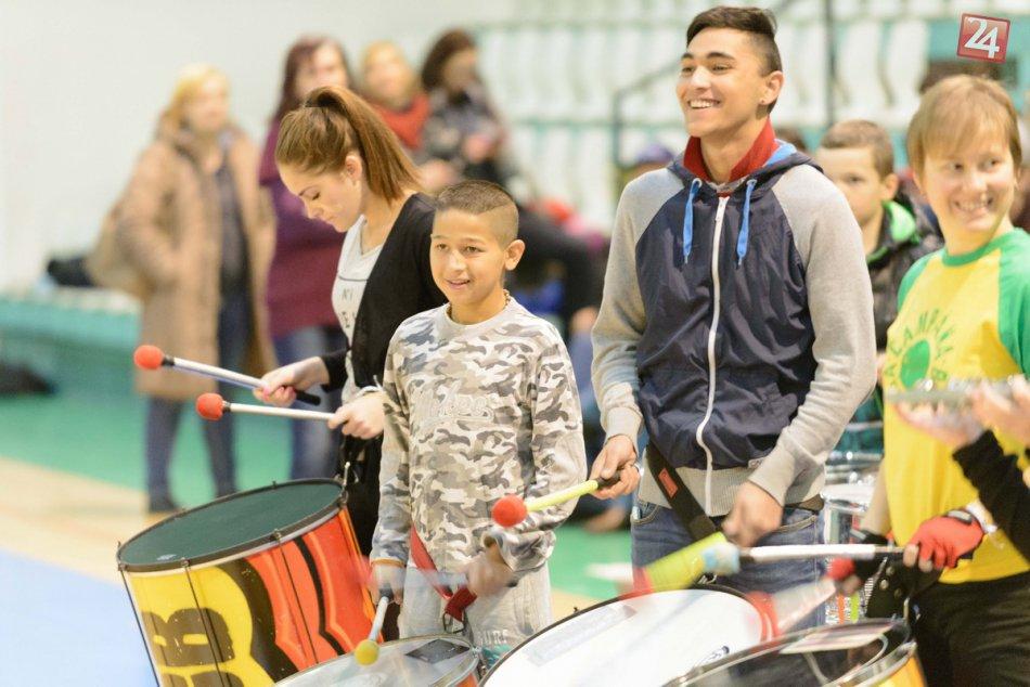 FOTO: Deti v Nitre si užili bubnovačku, zapojili sa aj mnohé mestá na Slovensku