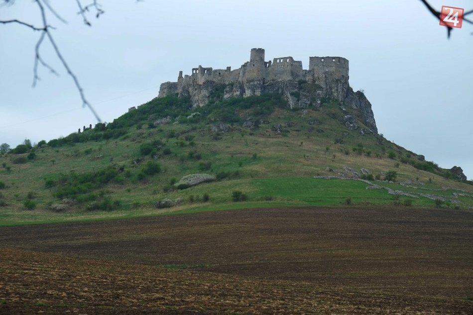 Spišský hrad 11/2016