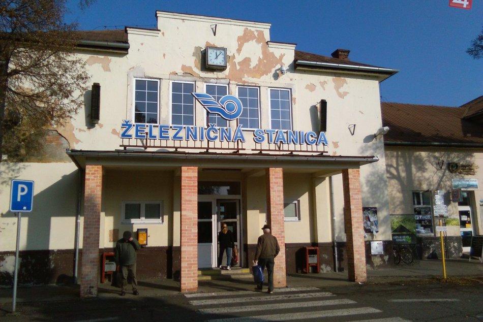 V OBRAZOCH: Železničnú stanicu v Lučenci čaká veľká obnova