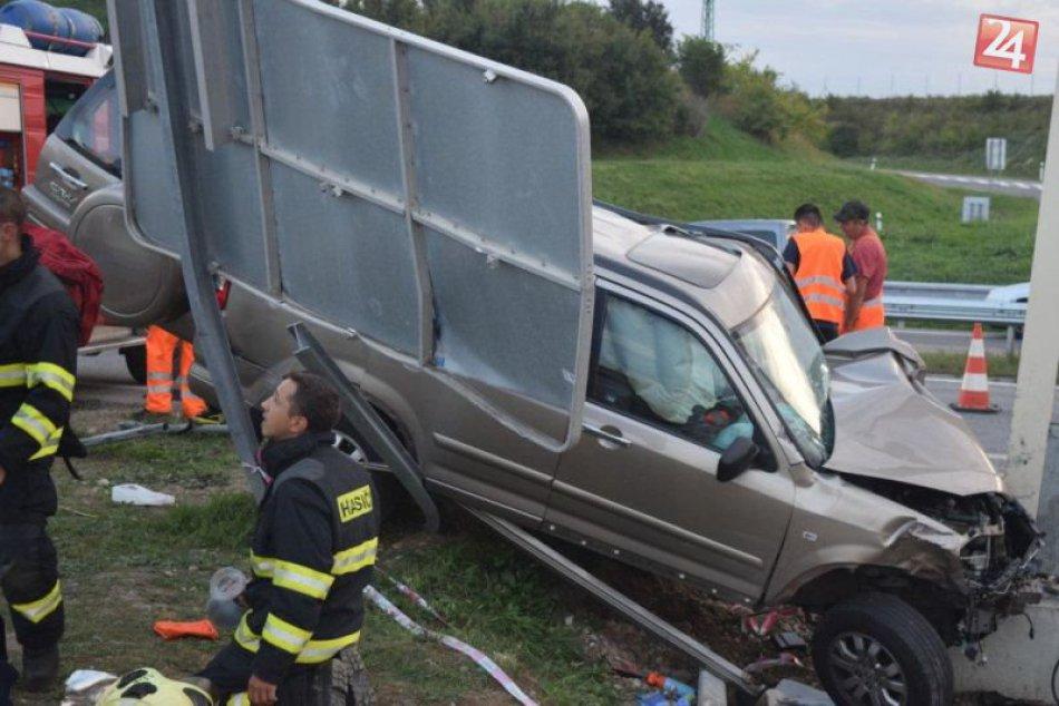 Nehody na cestach