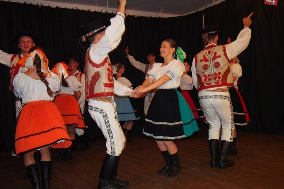 V Spišskej udržiava tradície aj  folklórny súbor Čačina