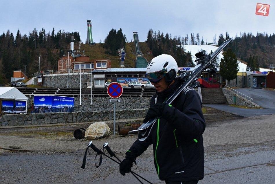 Prvá lyžovačka vo Vysokých Tatrách
