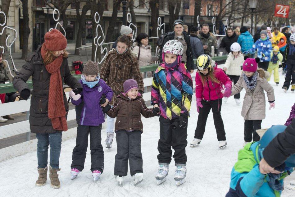 Zimné korčuľovanie