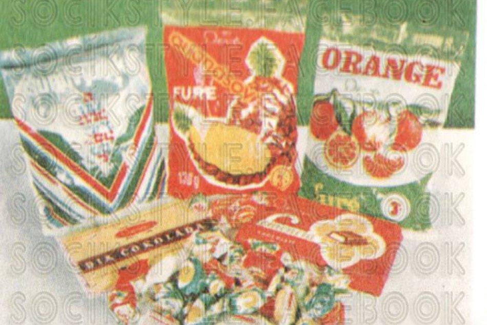 Cukrovinky za socializmu