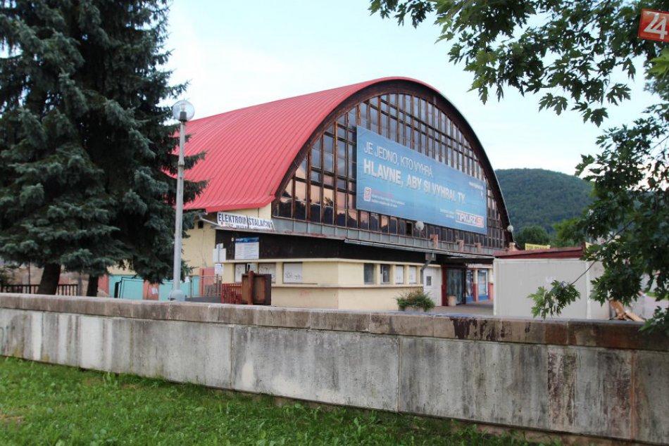 V OBRAZOCH: Zimný štadión v Banskej Bystrici