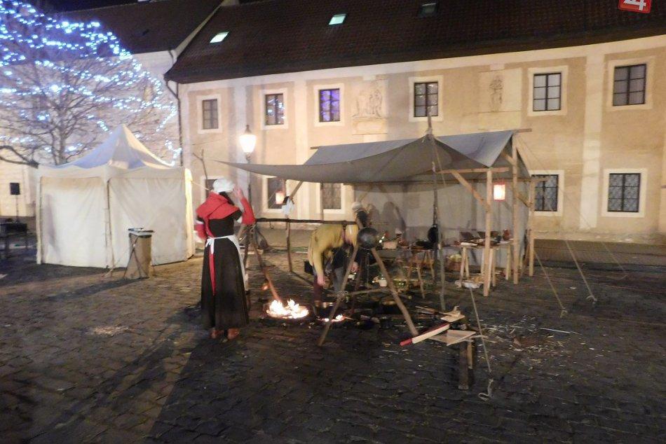 FOTO: V Trnave rozvoniavali stredoveké maškrty