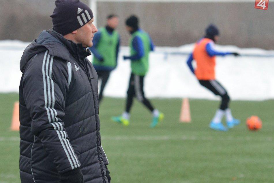 Futbalový klub Fortuna ligy MFK Zemplín Michalovce začal zimnú prípravu