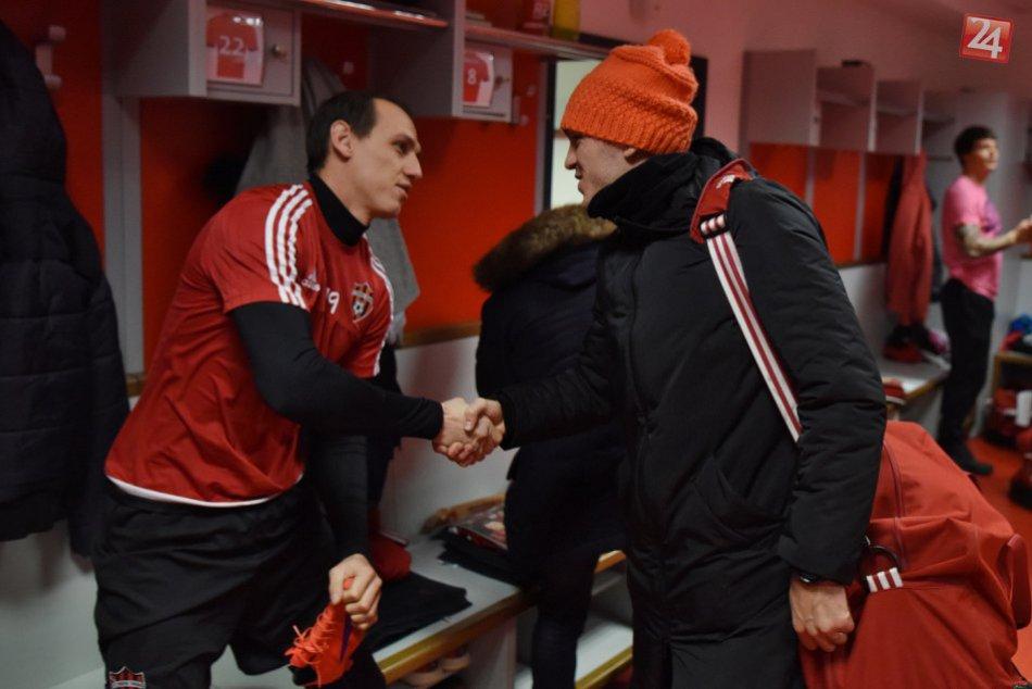 Začiatok zimnej prípravy trnavských futbalistov: Pozrite si to v obrazoch