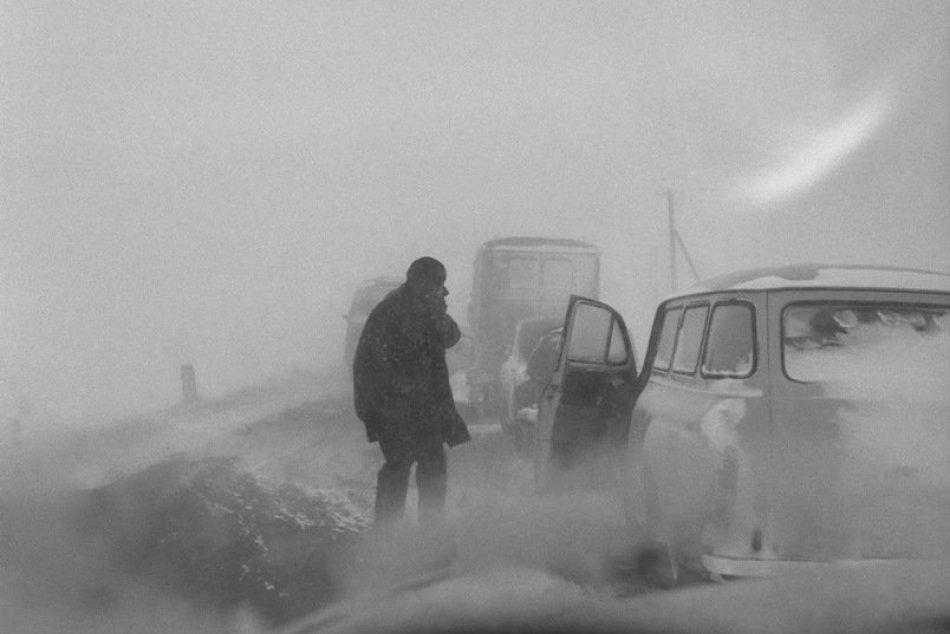 Snehová kalamita na východe Slovenska v roku 1963