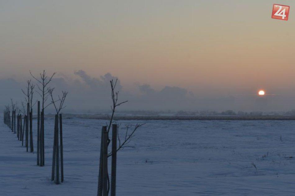 Smogová situácia v Košiciach