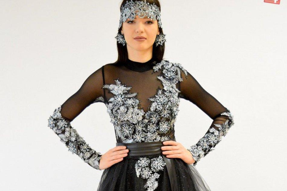 Plesové šaty Zarina Šimkovič