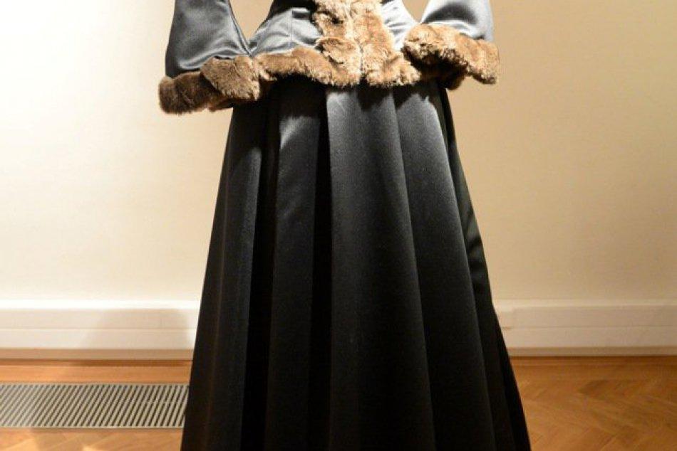 Vo Východoslovenskom múzeum možno vidieť repliky nádherných rób cisárovnej Sissi