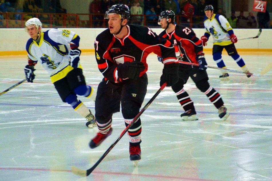 OBRAZOM: MHK Humenné postúpilo do finále play-off druhej hokejovej ligy