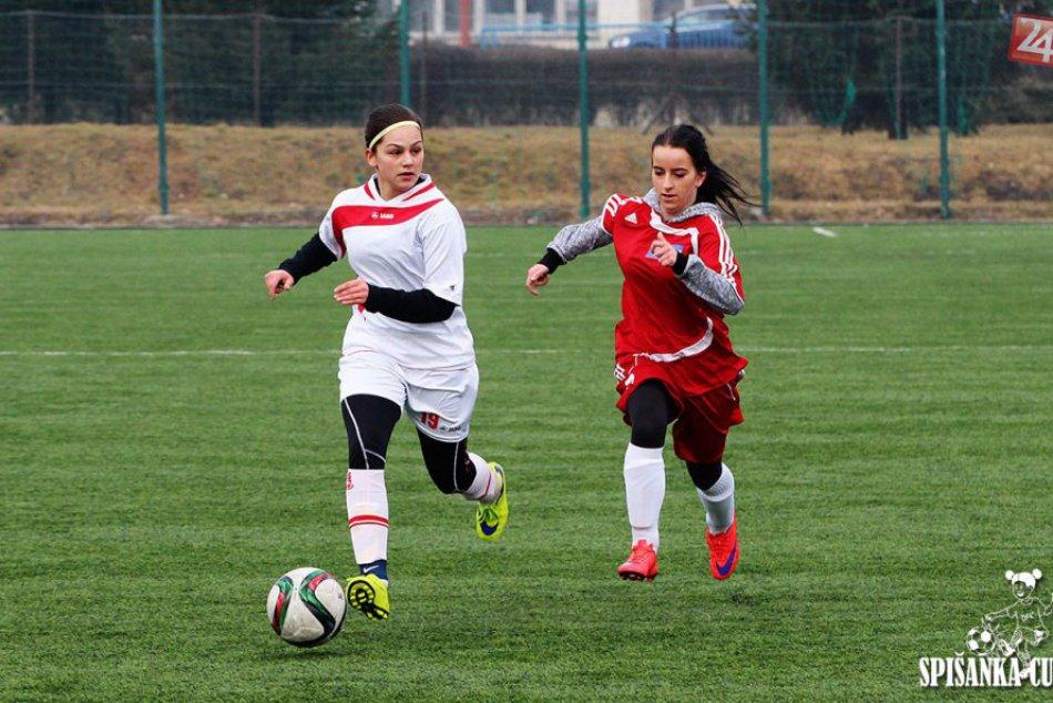 Obrazom: Futbalový turnaj žien mal minulý rok v Spišskej premiéru