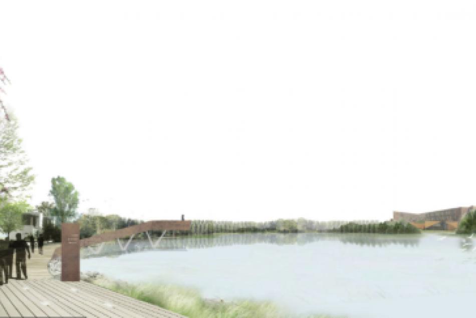 Pri Hornáde chcú postaviť novú mestskú štvrť