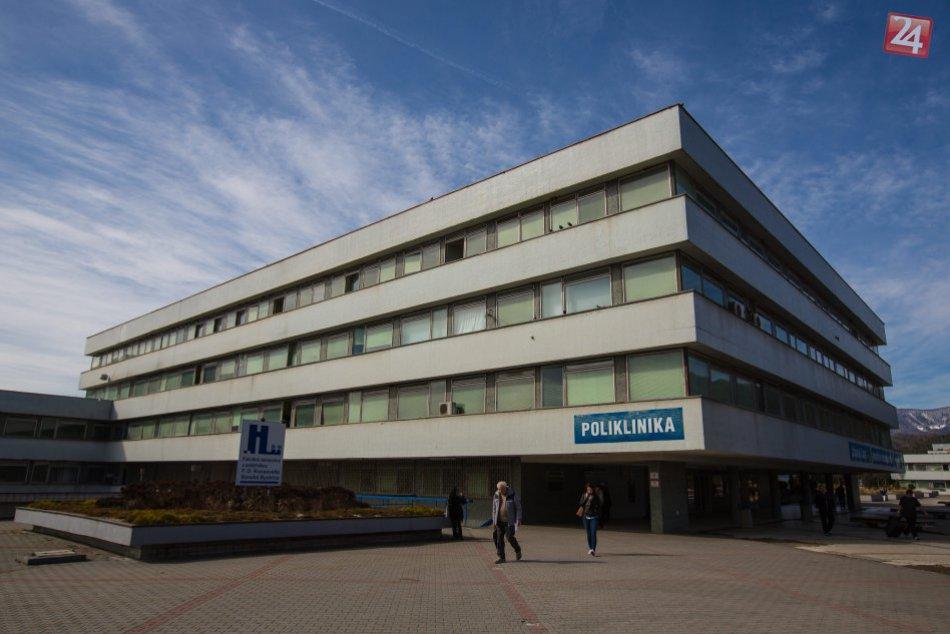 V OBRAZOCH:  Za deťmi v nemocničnej ZŠ v Bystrici chodia učiteľky k lôžkam