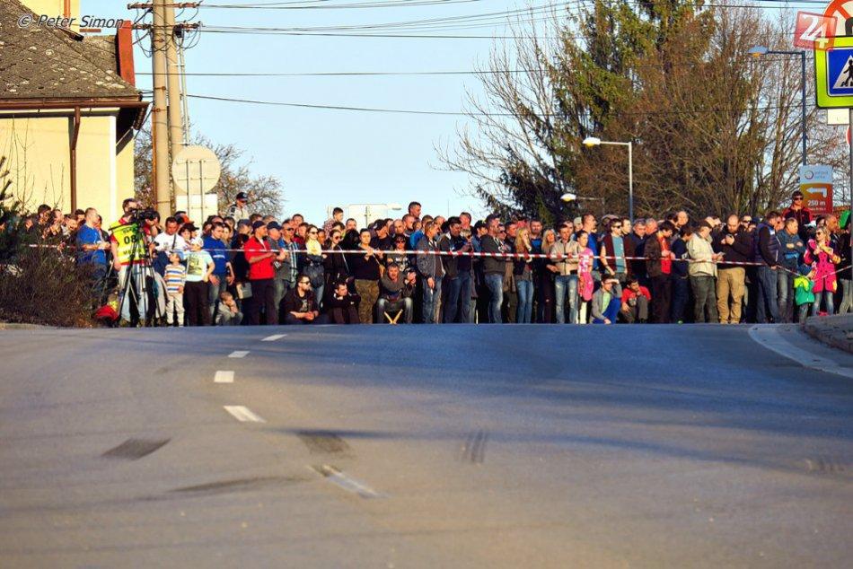 Rally Rožňava: Mestský okruh v Rožňave
