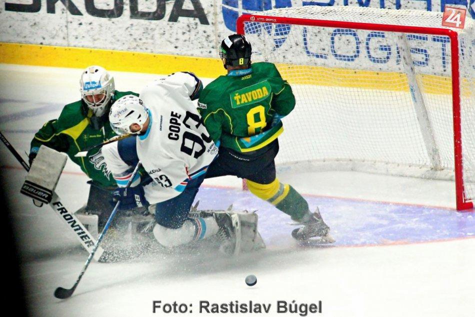 HK Nitra splnil domácu misiu: Žilinu zdolal aj v druhom domácom zápase, FOTO