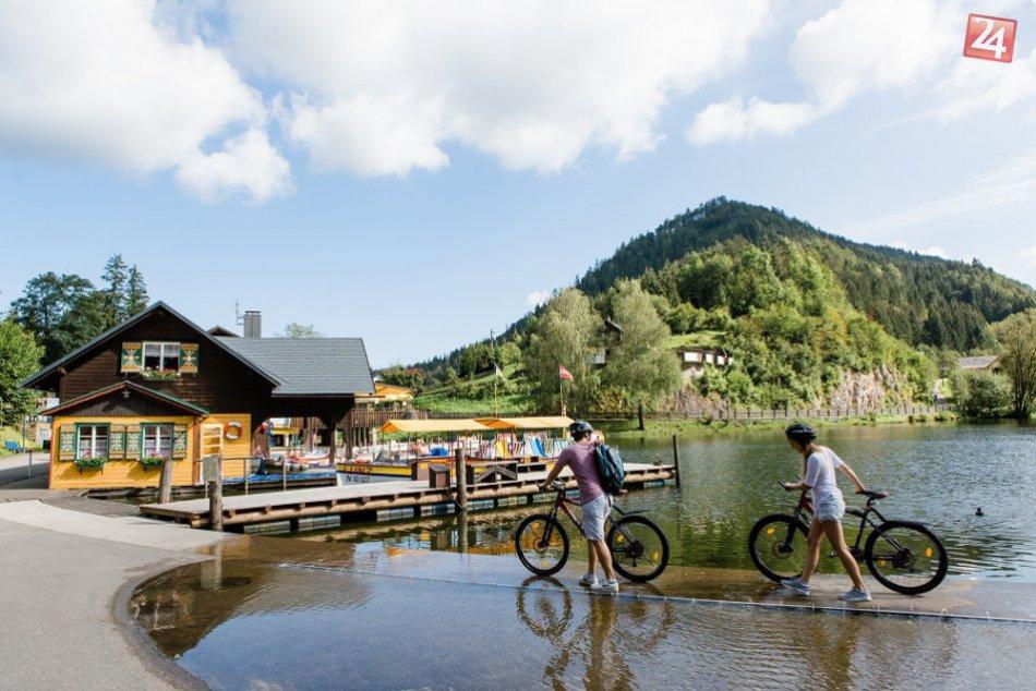 Dolné Rakúsko ponúka najväčší výber cyklotrás v Strednej Európe