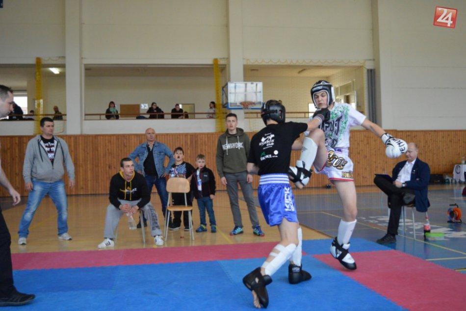 Športový Kickbox klub Michalovce získal na turnaji 15 medailí