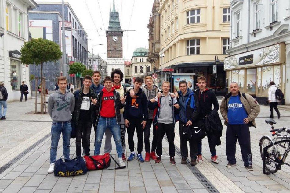 Juniori Považskej Bystrice: Úspešný výjazd v Česku