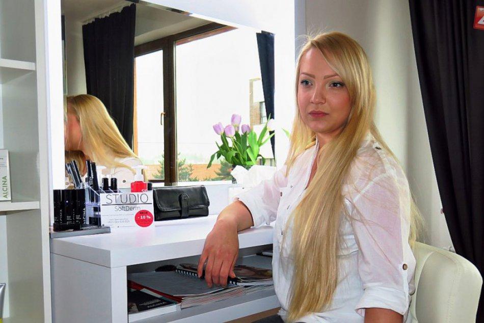 Obrazom: Ivana (28), odborníčka na krásu