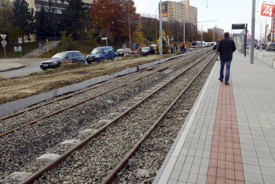Dúbravsko-Karloveská električková radiála