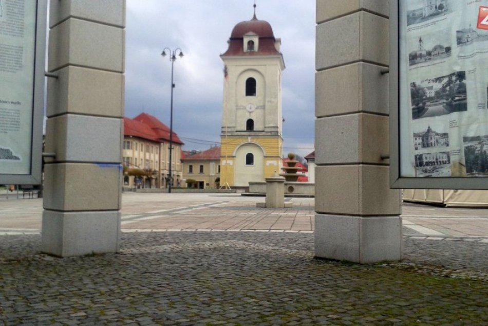 V OBRAZOCH: Jar v centre Brezna