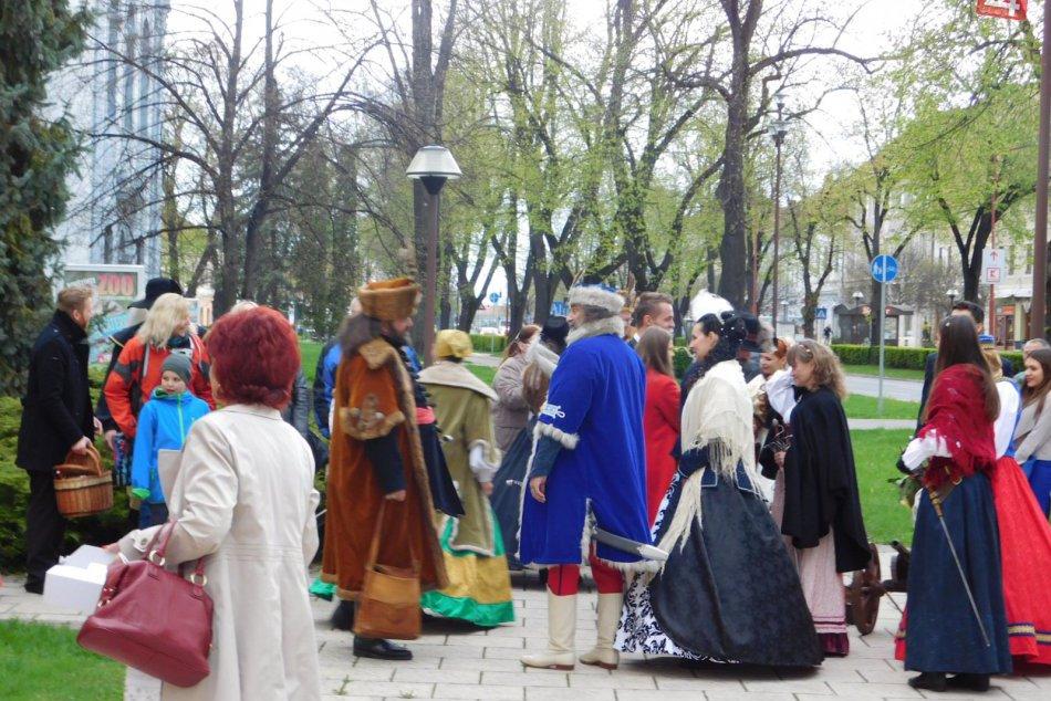 OBRAZOM:  V Spišskej sa konal sobáš ako z rozprávky...