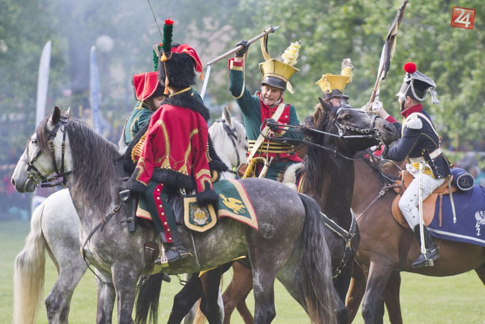 Obliehanie Bratislavy Napoleonom 2017