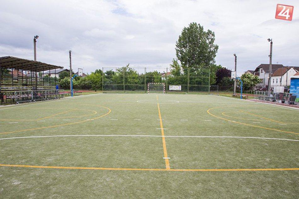 Nové športovisko v Senci a na Starej Vajnorskej