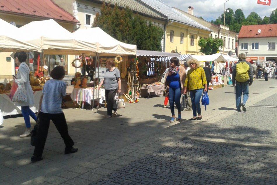 V OBRAZOCH: Dni mesta Brzeno lákajú na námestie