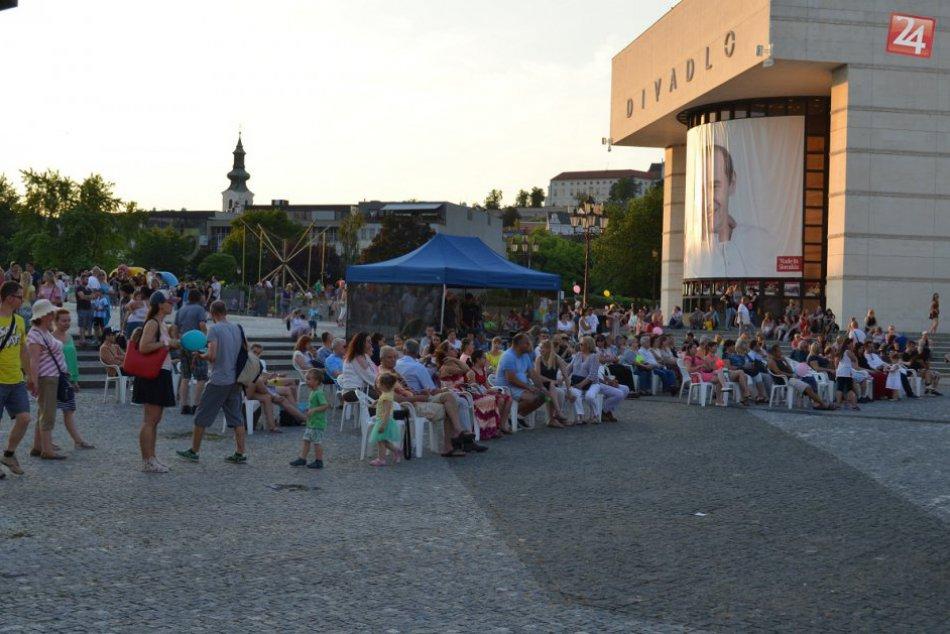 FOTO: Festival chutí a Drumpoint prilákal do Nitry tisícky ľudí