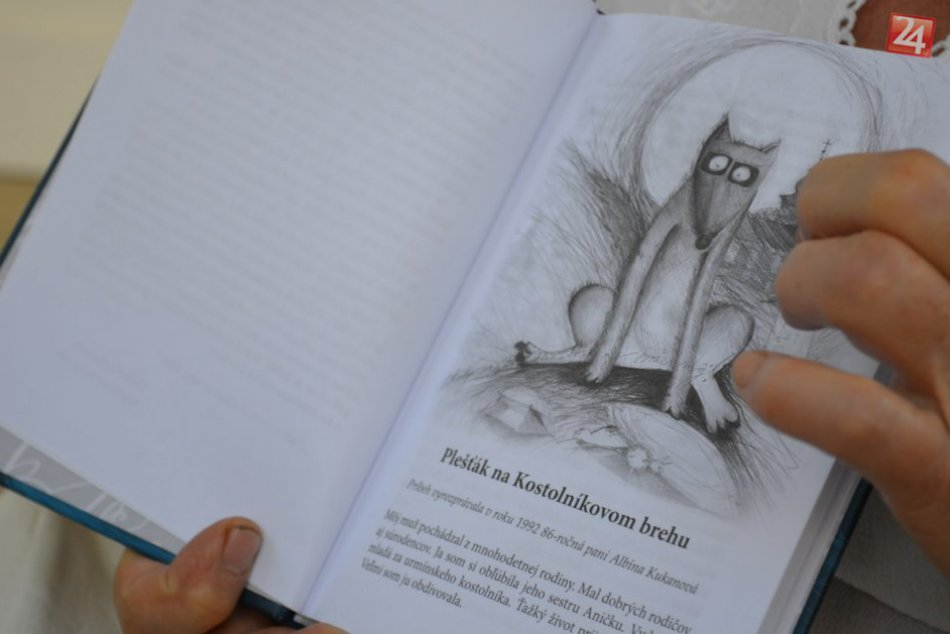 Rodáčka z Mojmíroviec zachránila viac ako 100 ročné príbehy: Počuli ste o Plešťá
