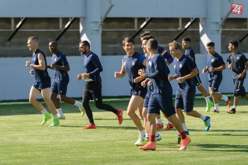 FOTO: Futbalisti ViOn-u odštartovali prípravu, v tíme 6 nových mien
