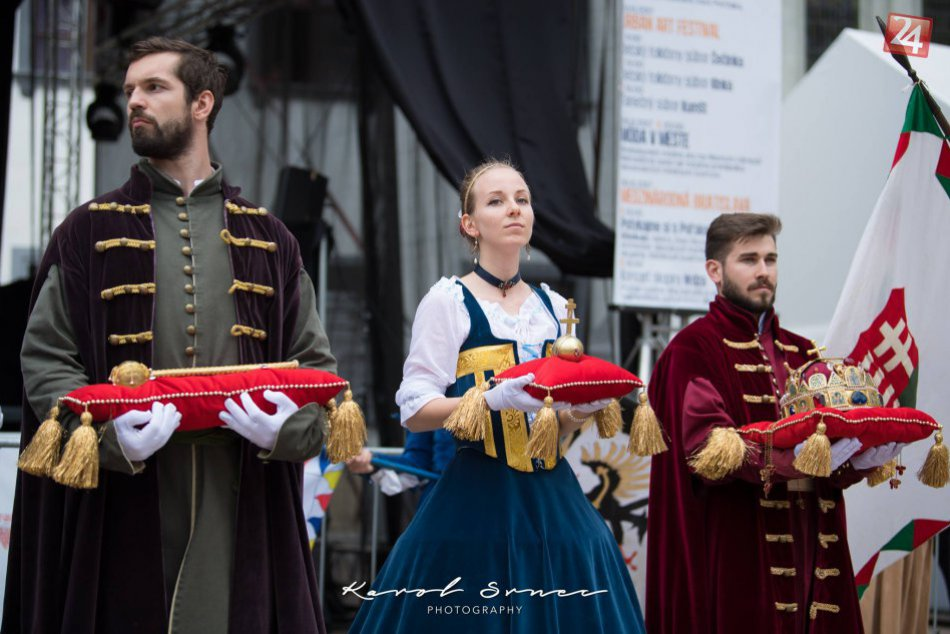 Bratislavské korunovačné dni 2017