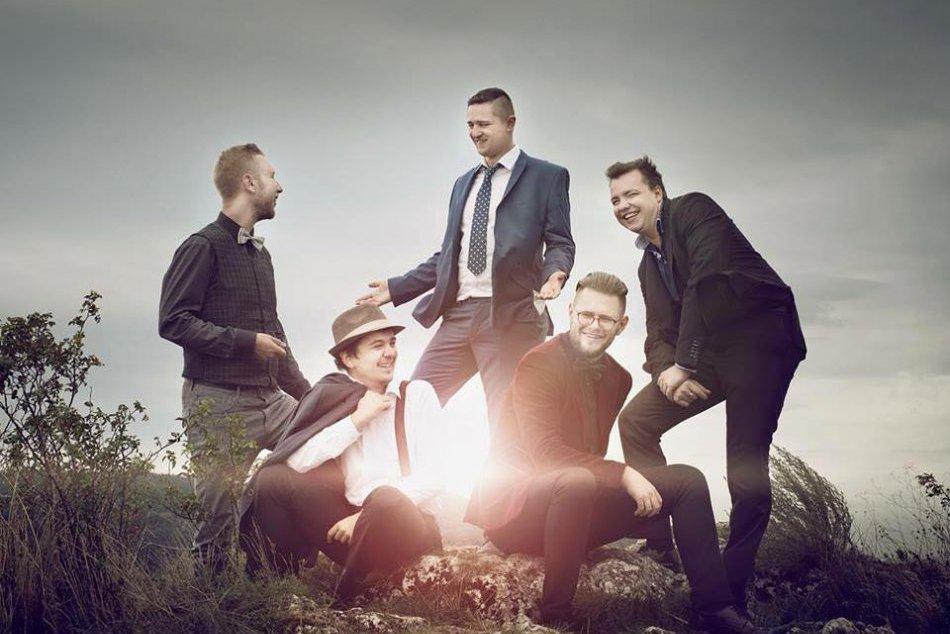 V OBRAZOCH: Peter Račko a jeho kapela Slovak Tango