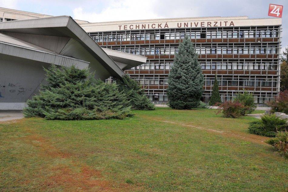 V OBRAZOCH: Technická univerzita vo Zvolene