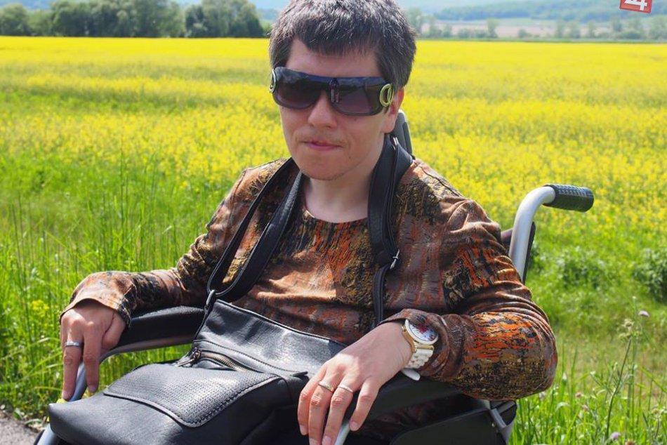 V OBRAZOCH: Vladimíra na výletoch s vozíkom