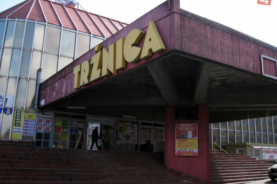 Tržnica na Trnavskom mýte