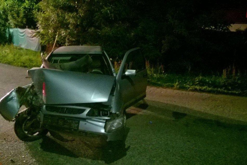 Alkohol za volantom v Zámkoch opäť úradoval: Žena nafúkala viac ako 1,5 promile!