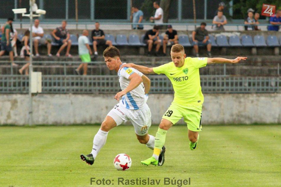 Úspešný návrat FC Nitra do najvyššej súťaže: Nováčik si poradil s majstrom, FOTO
